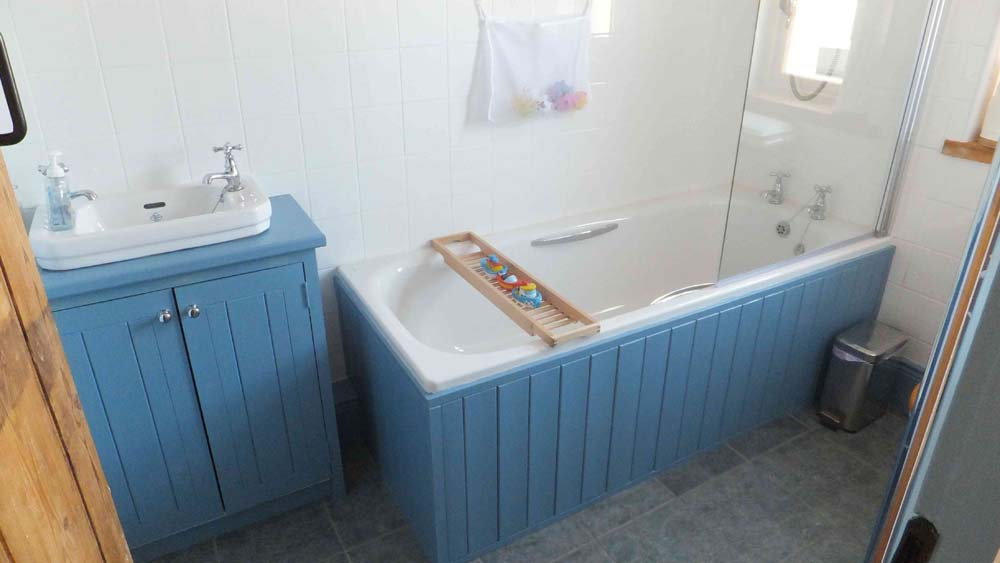 Accommodation for Bathroom ideas using tongue and groove